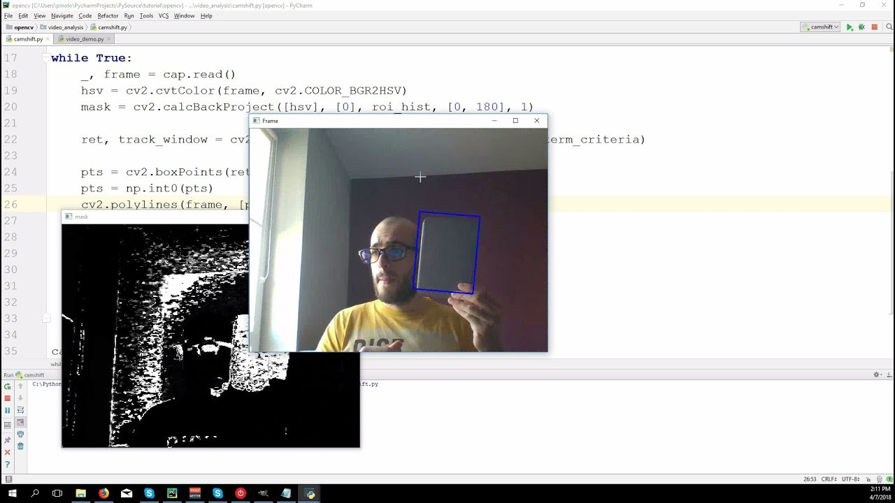 Beginners Opencv Archives - Pysource