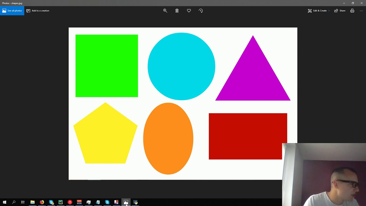 Simple Shape Detection Opencv With Python 3 Pysource