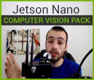 jetson nano computer vision pack